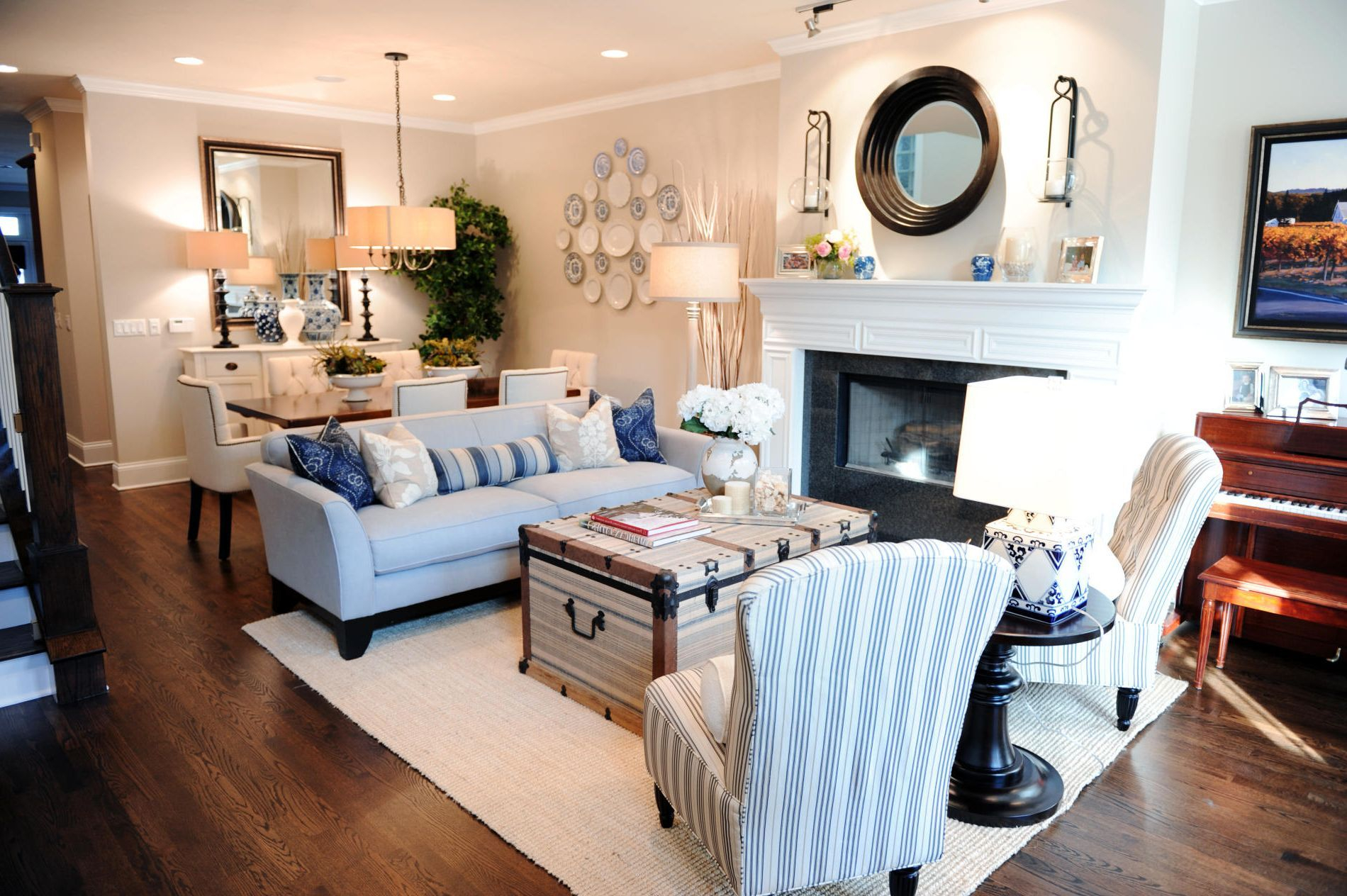 The Ultimate Living Room Design Guide Living Room Narrow Living in 15 Clever Ways How to Make Dining And Living Room Sets