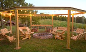This Diy Backyard Pergola Is The Ultimate Summer Hangout Spot intended for Arbor Ideas Backyard
