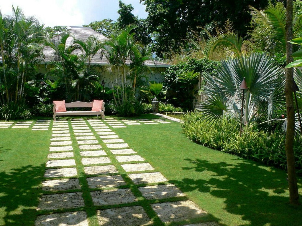 Tropical Landscaping Ideas For Backyard Home Design Tropical within Tropical Landscaping Ideas For Backyard
