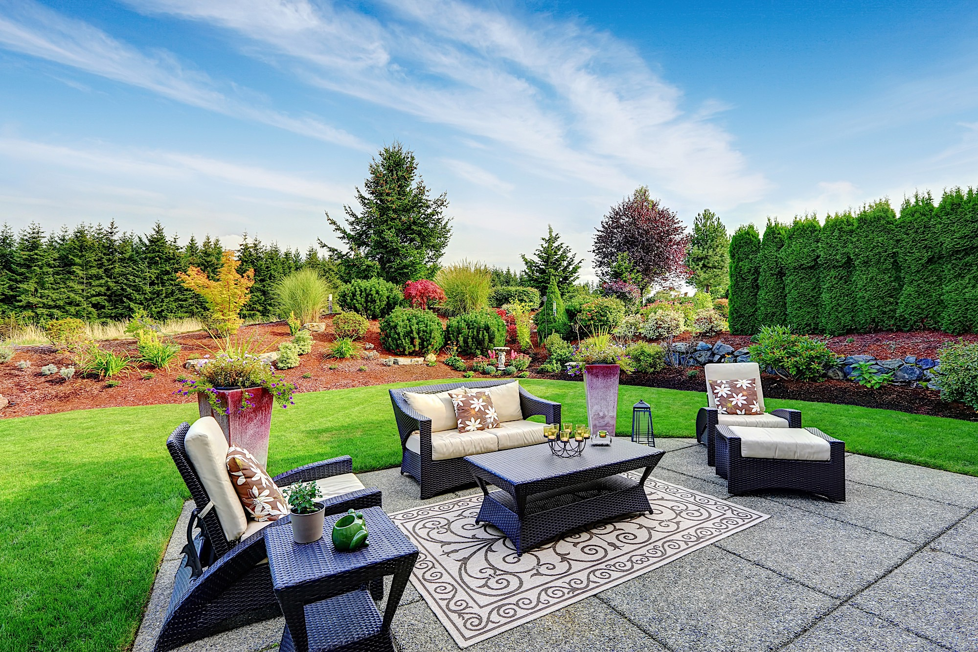 Your Perfect Backyard Makeover Fortunebuilders in 13 Genius Tricks of How to Improve Average Cost Of Backyard Landscaping