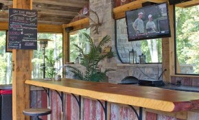 10 Inspiring Outdoor Bar Ideas The Family Handyman for 13 Awesome Initiatives of How to Build Backyard Bar Ideas