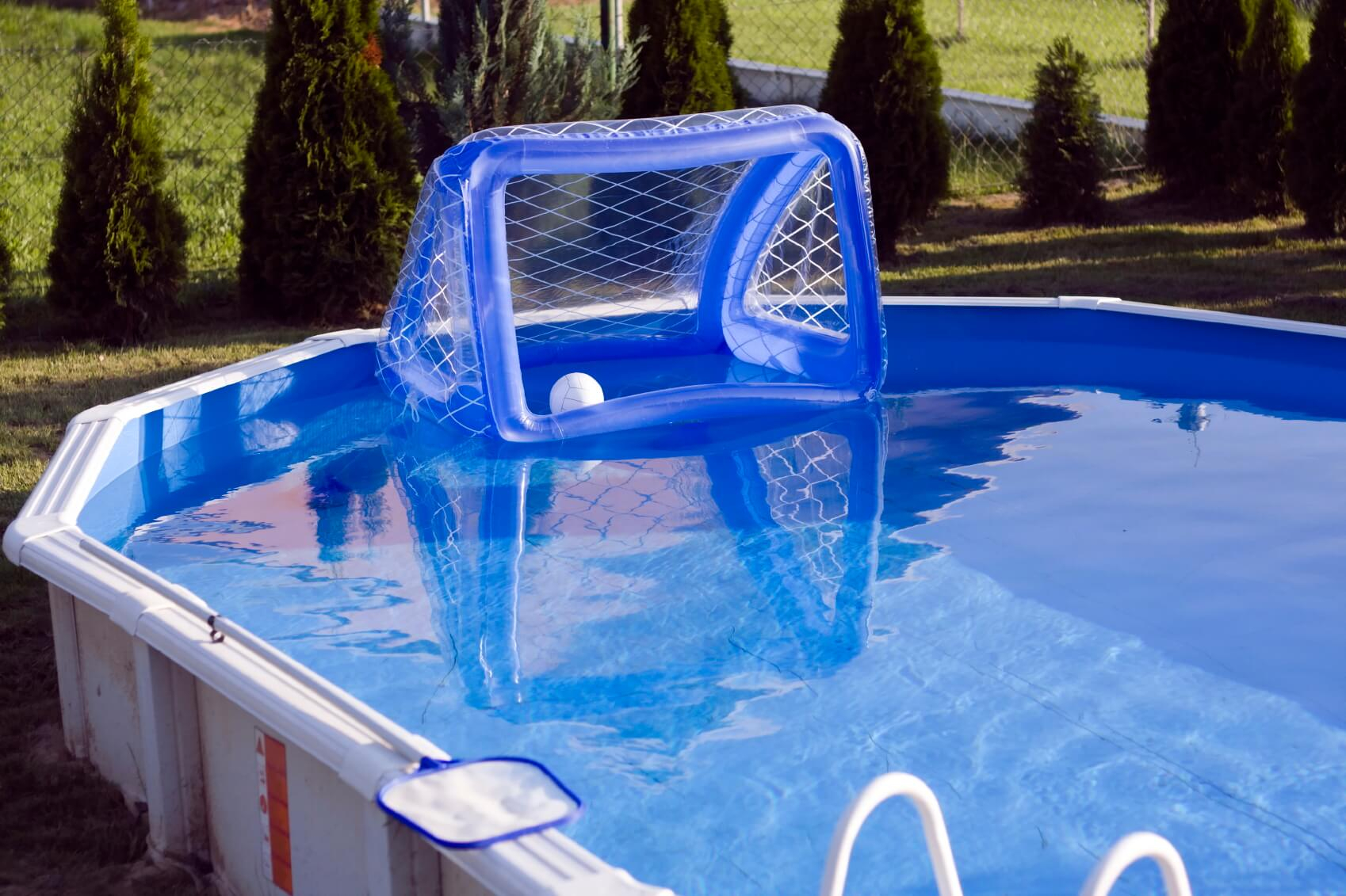 14 Great Above Ground Swimming Pool Ideas inside Backyard Above Ground Pool Ideas