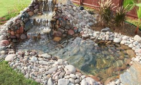 15 Diy Backyard Pond Ideas Vrt Backyard Landscaping Ponds inside 11 Some of the Coolest Designs of How to Craft Diy Backyard Pond Ideas