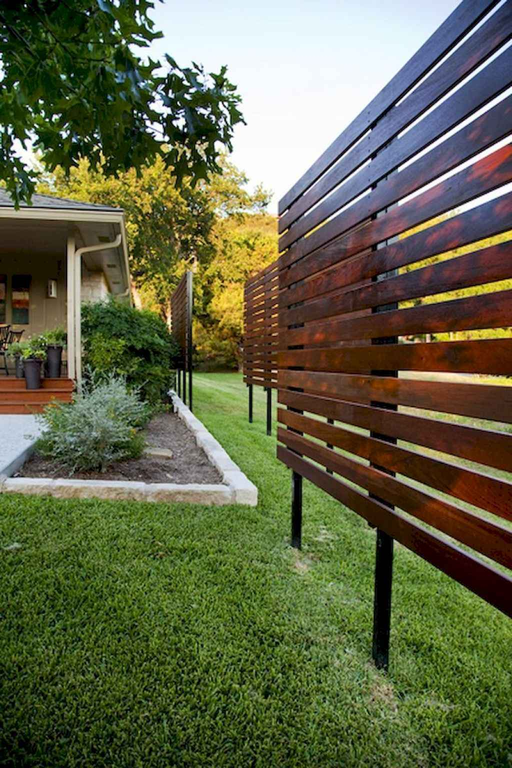 16 Inspired Backyard Privacy Fence Design Ideas Doitdecor within 10 Smart Ideas How to Improve Backyard Privacy Ideas