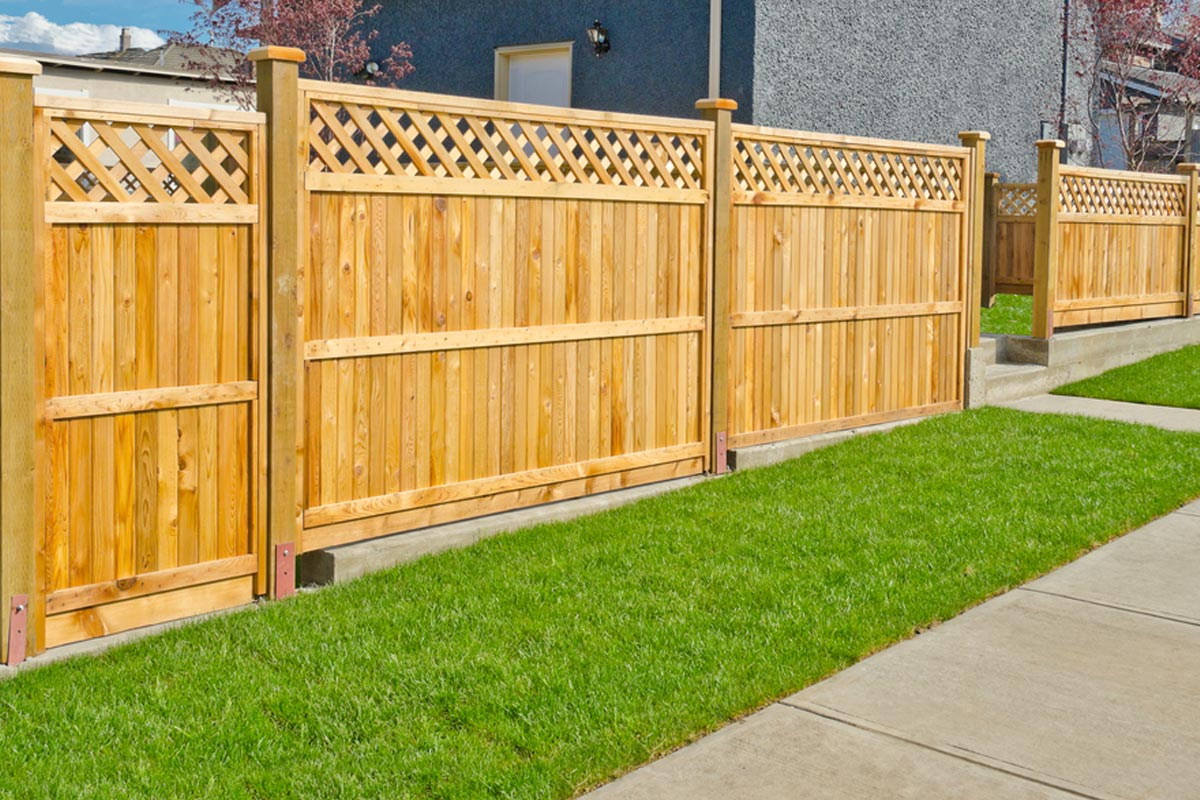 2019 Fence Installation Costs Privacy Fence Cost Per Foot intended for Backyard Fence Cost