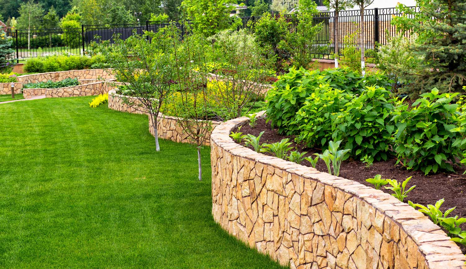2019 Landscaping Cost Guide Inch Calculator within 11 Clever Ideas How to Upgrade Cost Of Backyard Landscaping