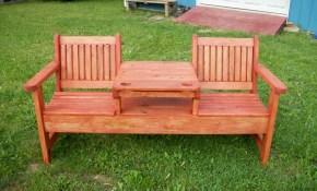 21 Amazing Outdoor Bench Ideas Style Motivation for 15 Genius Ideas How to Make Backyard Bench Ideas