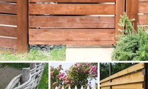 24 Best Diy Fence Decor Ideas And Designs For 2019 pertaining to 16 Awesome Tricks of How to Makeover How To Build A Backyard Fence