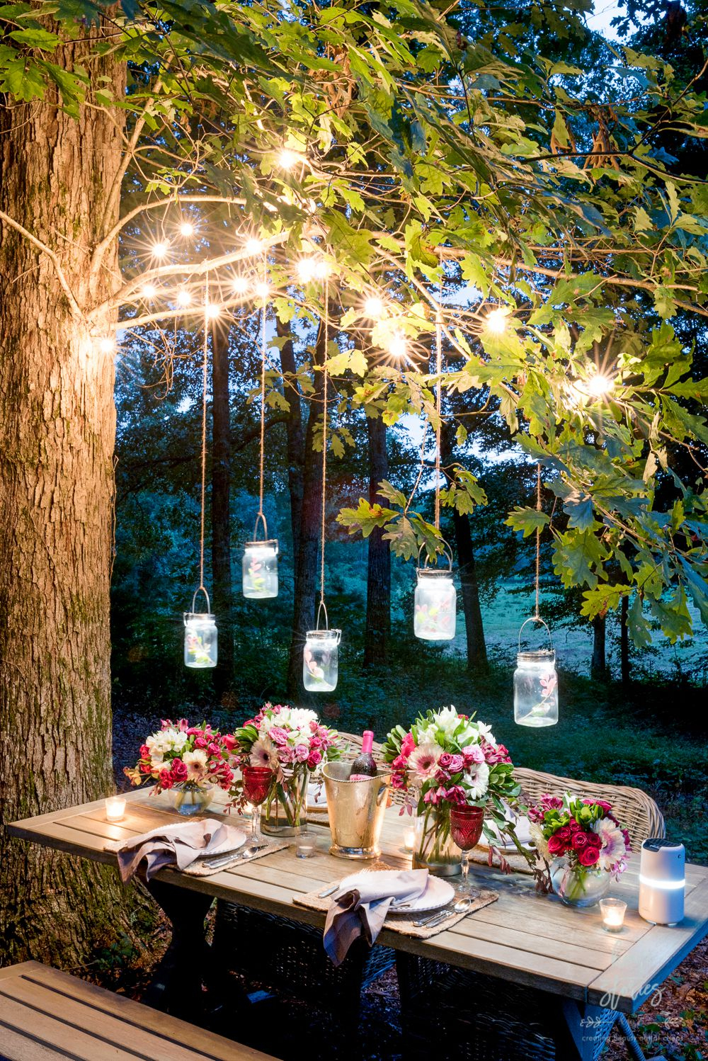 25 Backyard Lighting Ideas How To Hang Outdoor String Lights with regard to Backyard String Light Ideas