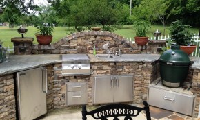 27 Best Outdoor Kitchen Ideas And Designs For 2019 for 13 Awesome Designs of How to Makeover Backyard Kitchen Design Ideas