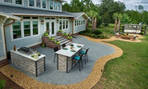 35 Cozy Simple Backyard Landscaping On A Budget Plants with regard to 10 Some of the Coolest Concepts of How to Upgrade Simple Backyard Landscaping