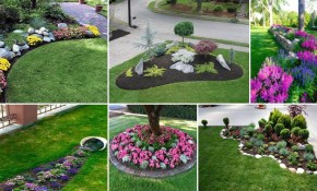 40 Awesome And Cheap Landscaping Ideas Youtube pertaining to 15 Some of the Coolest Tricks of How to Improve Cheap Backyard Garden Ideas