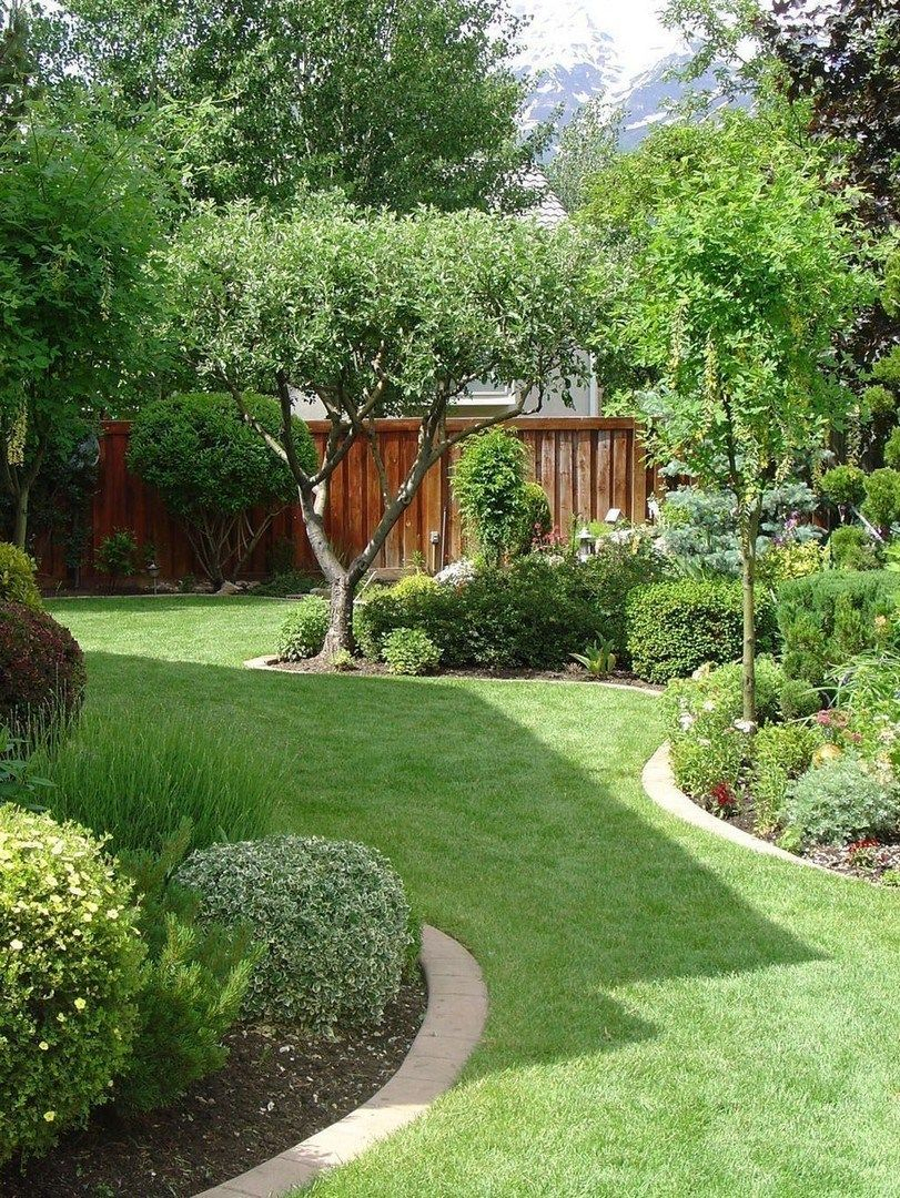 40 Backyard Designs Adding Interest To Landscaping Ideas 4 for 10 Genius Initiatives of How to Craft Backyard Remodeling Ideas