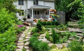 50 Backyard Landscaping Ideas To Inspire You throughout Landscaping Pictures Of Backyards
