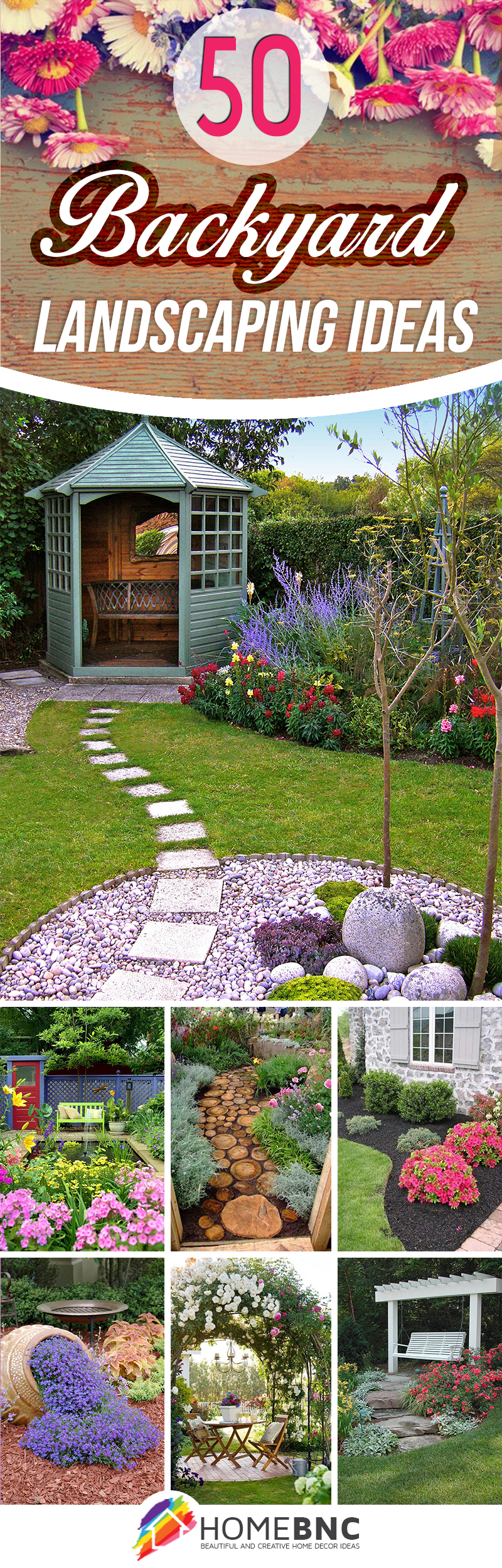 50 Best Backyard Landscaping Ideas And Designs In 2019 in 11 Genius Tricks of How to Make Backyard Landscaping Ideas Pictures