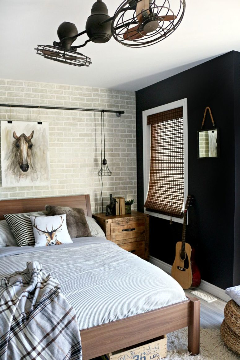 55 Modern And Stylish Teen Boys Room Designs Digsdigs within 15 Awesome Designs of How to Craft Modern Teen Bedroom