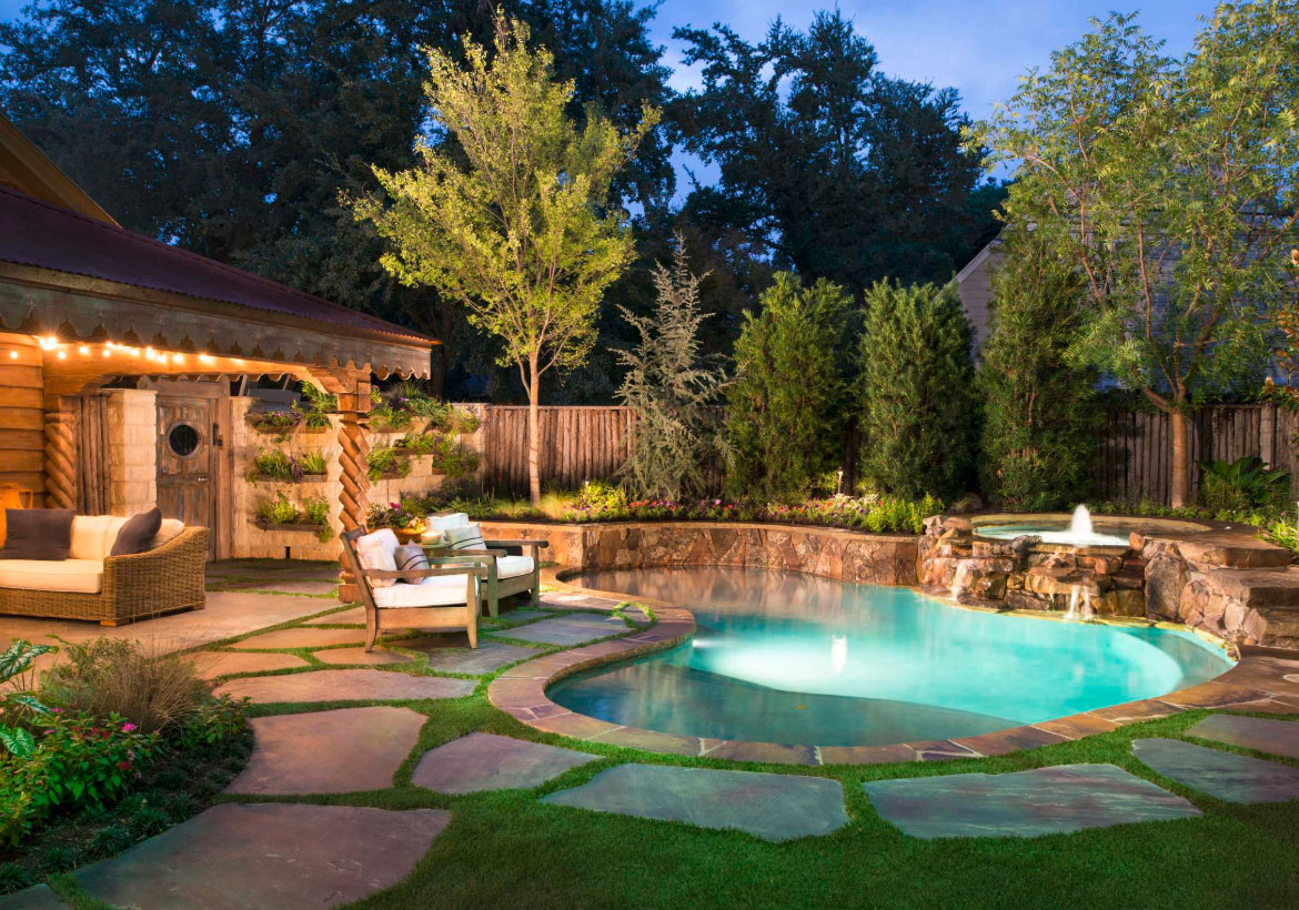 63 Invigorating Backyard Pool Ideas Pool Landscapes Designs Home throughout Pool And Backyard Design Ideas