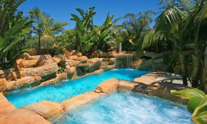 63 Invigorating Backyard Pool Ideas Pool Landscapes Designs In throughout 14 Smart Concepts of How to Make Backyard Pool Ideas