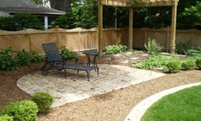 8 Wonderful Easy Backyard Landscaping Photos Home Garden Decoration throughout 14 Smart Concepts of How to Make Backyard Easy Landscaping Ideas
