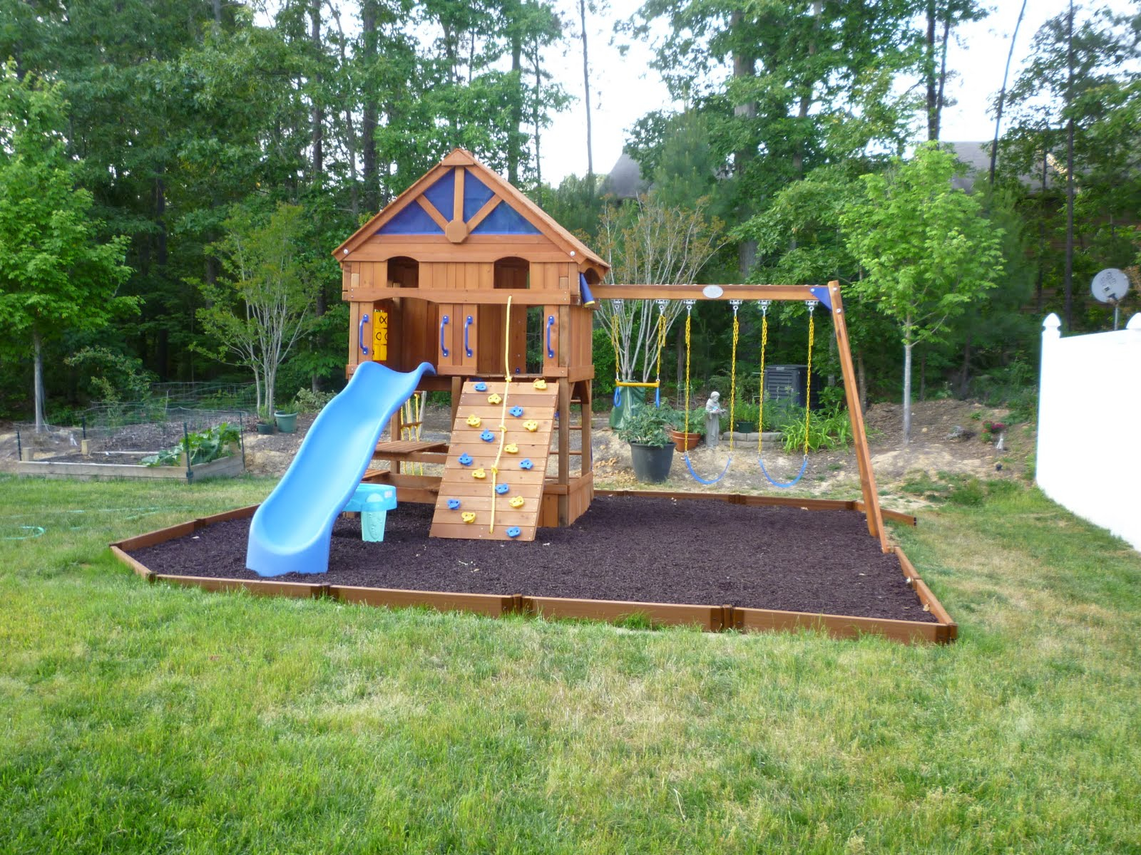 Awesome Backyard Playground Ideas Catherine Homes New Beautiful regarding Backyard Play Ideas