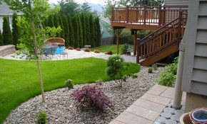 Backyard Backyard Landscape Design Ideas Low Cost Backyard Landscape with 15 Some of the Coolest Tricks of How to Improve Cheap Backyard Garden Ideas