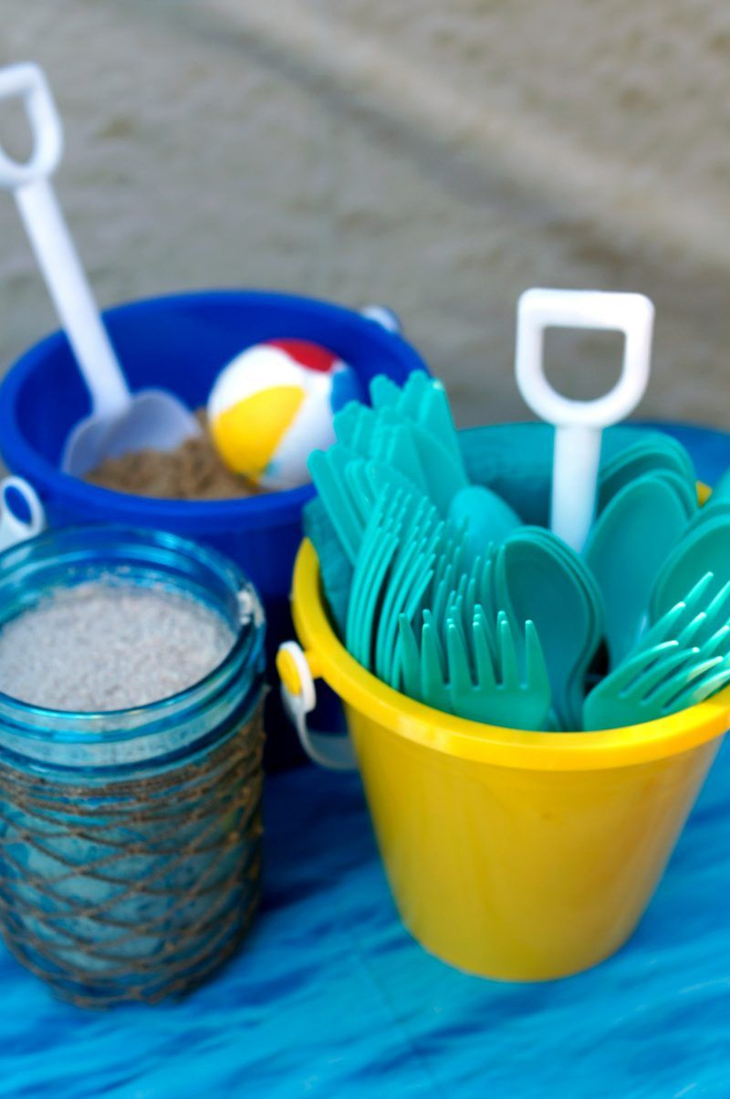 Backyard Beach Party Ideas Not Quite Susie Homemaker Posts inside 14 Some of the Coolest Tricks of How to Improve Backyard Luau Party Ideas