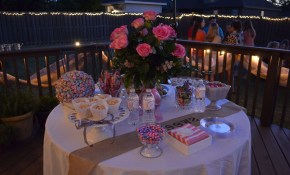 Backyard Birthday Party Ideas Sweet 16 Decorations Awesome For within Backyard Sweet 16 Party Ideas