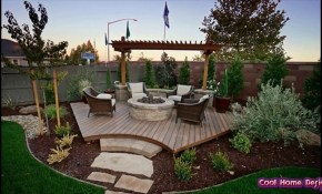 Backyard Corner Ideas Youtube pertaining to Corner Backyard Landscaping Ideas