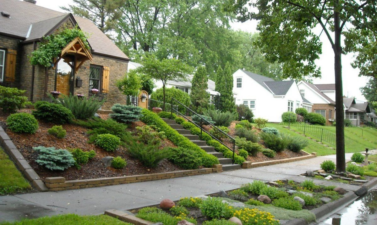 Backyard Hill Landscaping Ideas Front Yard Hill Landscaping Ideas regarding 13 Smart Concepts of How to Upgrade Backyard Hill Ideas
