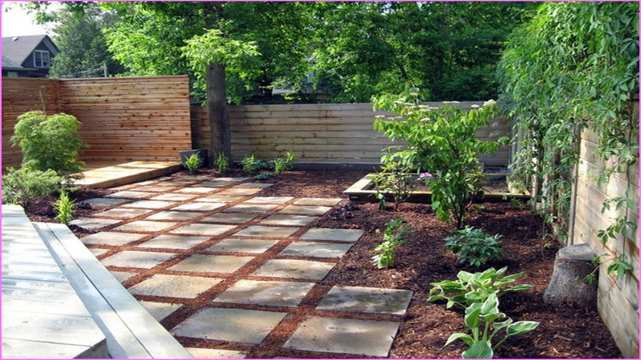 Backyard Ideas On A Budget Youtube inside Inexpensive Landscaping Ideas For Backyard