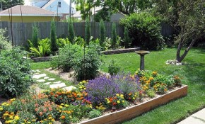 Backyard Landsc With Landscape Design Plans For Small Yards Sard regarding 15 Some of the Coolest Initiatives of How to Makeover How To Landscape A Small Backyard