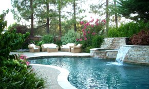Backyard Pool Landscaping Ideas Homesfeed inside 10 Clever Designs of How to Improve Backyard Pool Landscaping Ideas