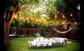 Backyard Weddings On A Budget Youtube for Backyard Decor On A Budget