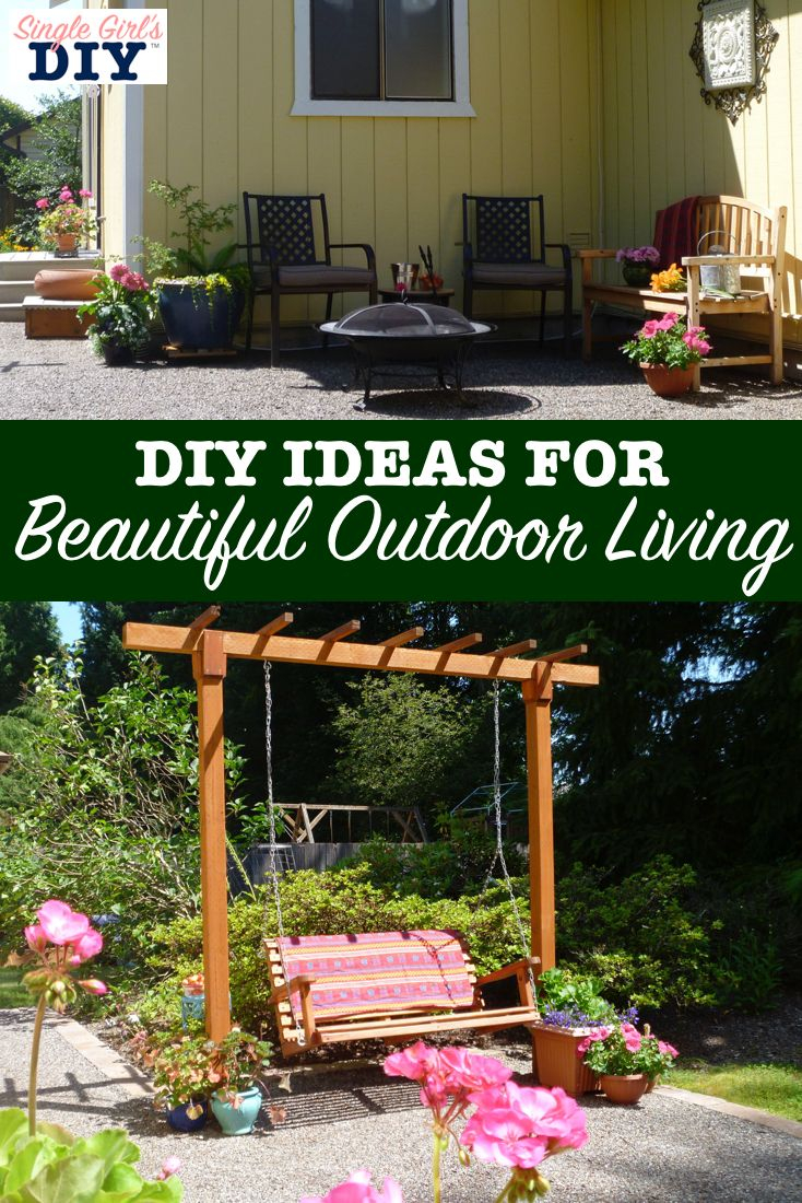 Beautiful And Affordable Diy Backyard Makeover Thrifty Diy pertaining to 12 Awesome Concepts of How to Craft Backyard Makeover Ideas