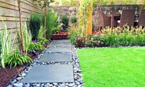 Beautiful Small Backyard Landscaping Ideas 17 Come Around Back in Landscaping For Small Backyards