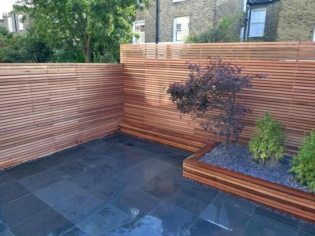Best Backyard Fence Ideas Real Bar And Bistro within Fence Backyard Ideas