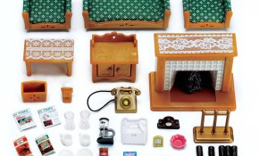 Calico Critters Deluxe Living Room Set Walmart throughout Calico Critters Deluxe Living Room Set