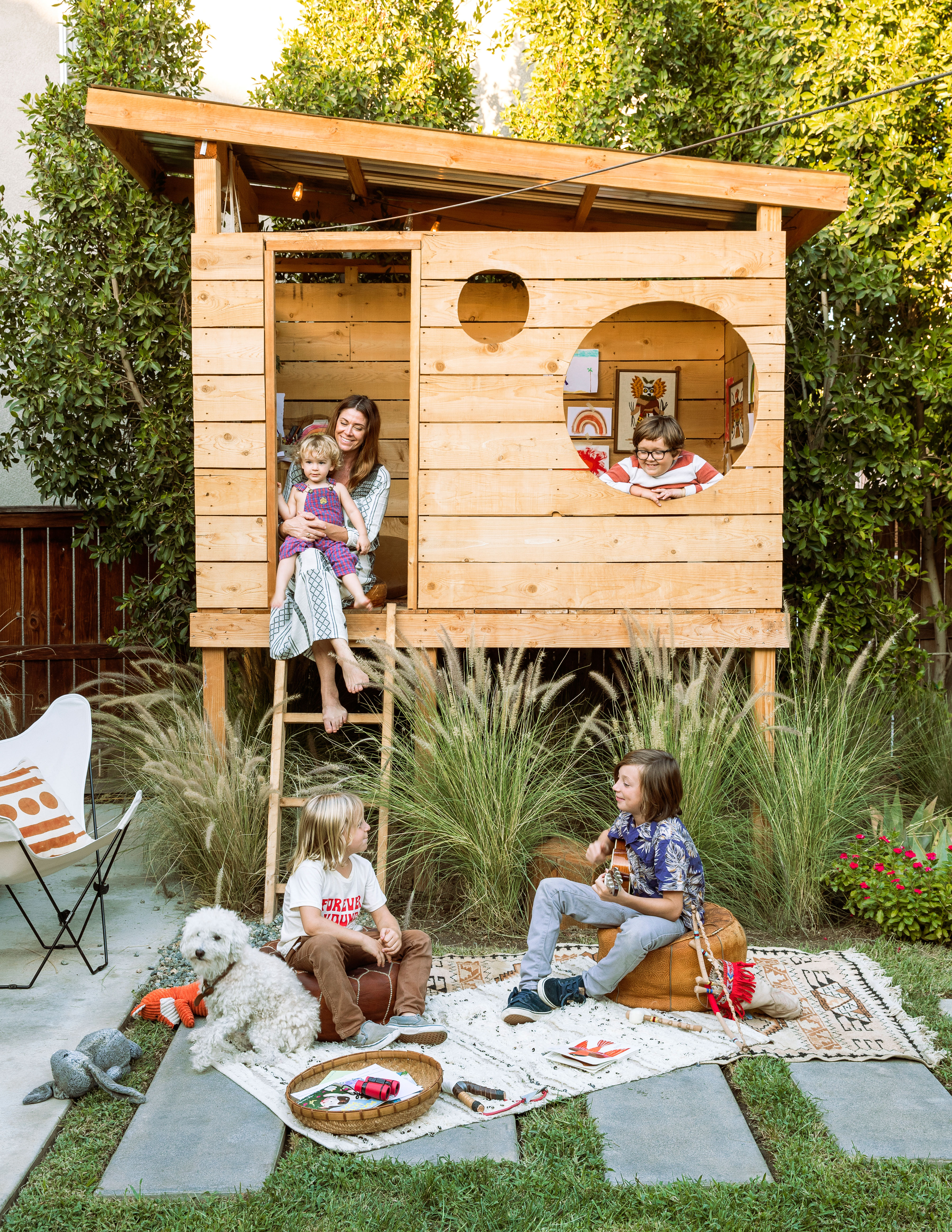 Create The Ultimate Backyard Fort Sunset Magazine with 10 Genius Concepts of How to Upgrade Backyard Fort Ideas