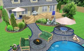 Design My Backyard Landscape Home Interior Design Ideas pertaining to 15 Clever Designs of How to Upgrade Landscape My Backyard
