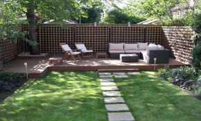 Do It Yourself Backyard Ideas For Summer Better Homes And Gardens in 11 Clever Tricks of How to Build Townhouse Backyard Ideas