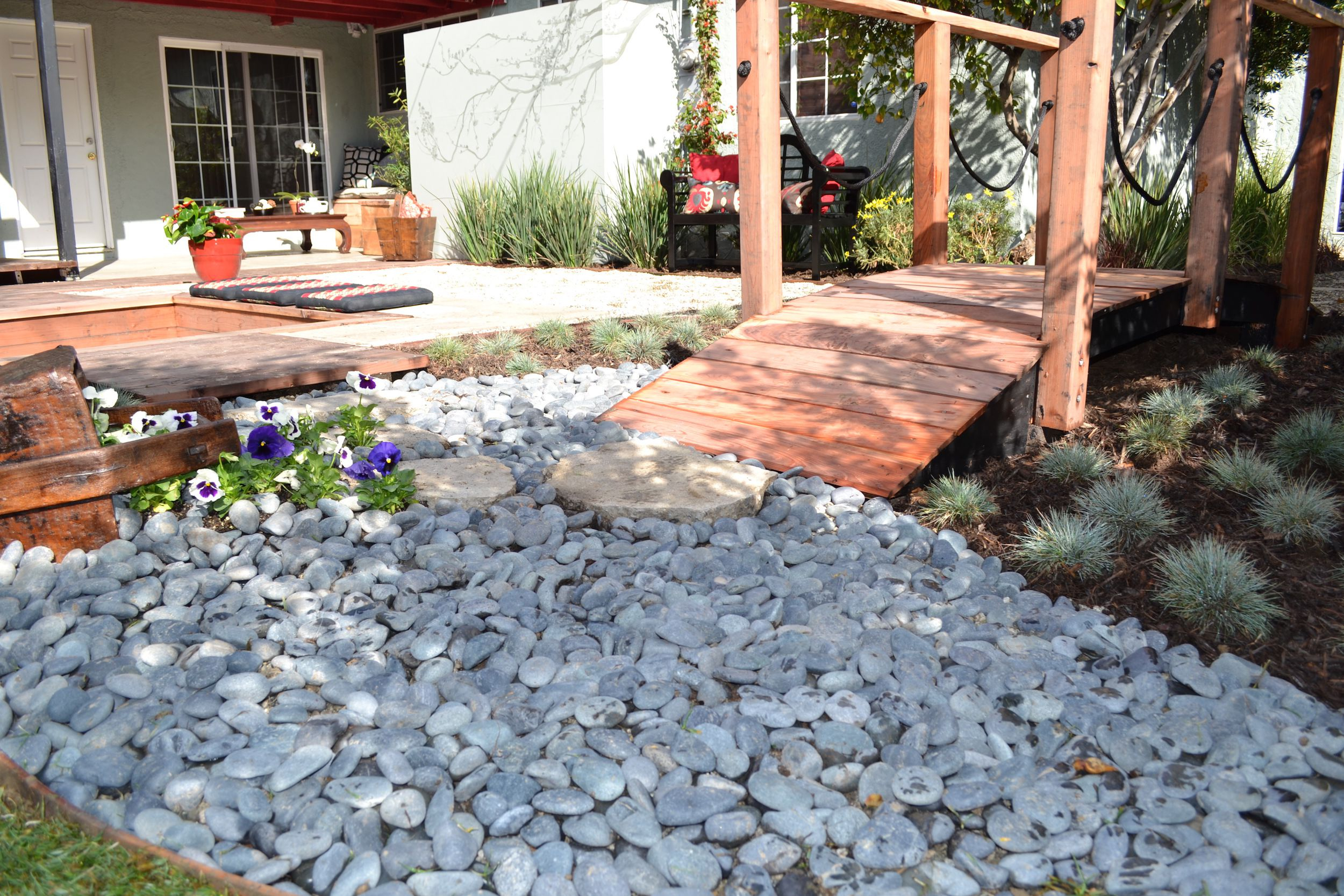 Easy Landscaping Ideas Low Maintenance Landscape Design Tips inside How Much Is It To Landscape A Backyard