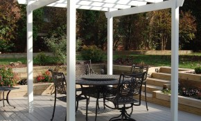 Garden Treasures Pergola Gazebo Ideas in Backyard Gazebo Ideas