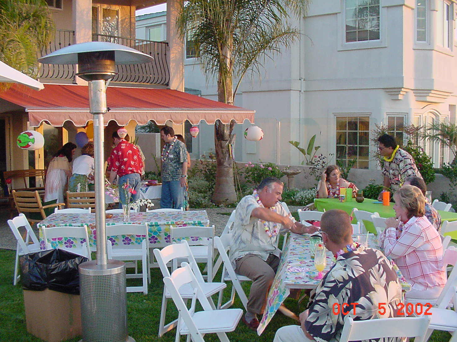 Hawaiian Luau For A 50th Birthday Party Ftesuzette with regard to 14 Awesome Ideas How to Improve Backyard Luau Ideas