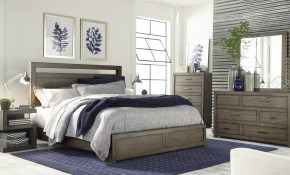 Hills Of Aspen Modern Loft 4 Piece Queen Bedroom Set Ru Gordon with regard to Modern Queen Bedroom Sets
