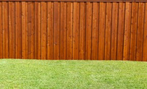 How Much Did It Cost To Build A Wooden Privacy Fence Apartment with Cost Of Fencing Backyard