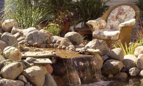 How To Build A Low Maintenance Pond Family Handyman in Diy Backyard Pond Ideas