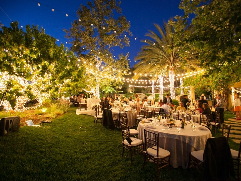 Ideas 27 Stunning Backyard Wedding Decorations Wedding Inside with regard to 11 Awesome Concepts of How to Make Backyard Wedding Reception Decorations