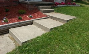 Ideas For These Steps In My Front Yard Landscaping regarding 13 Smart Tricks of How to Improve Backyard Steps Ideas
