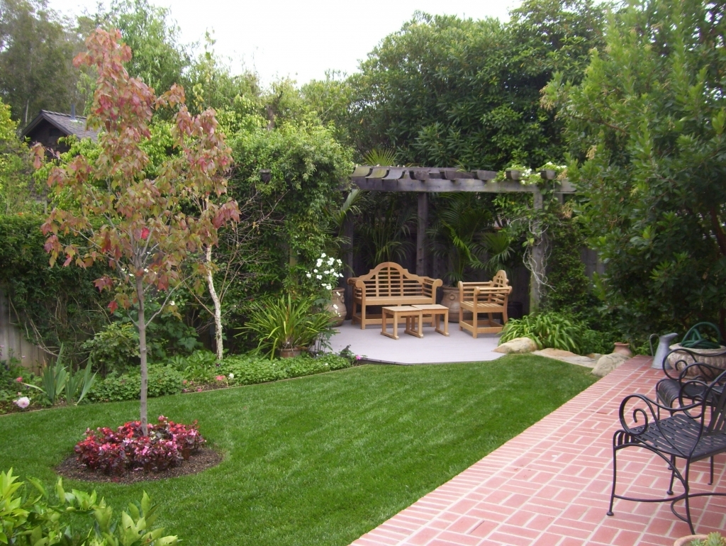 Landscaping Ideas For Large Backyards Sard Info in Big Backyard Landscaping Ideas
