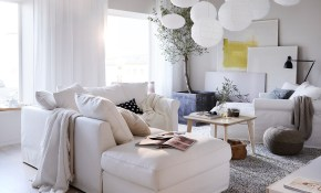 Living Room Furniture Ideas Ikea throughout 15 Genius Concepts of How to Makeover White Living Room Set